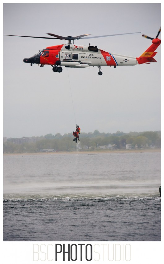 US Coast Gurad rescue helicopter photo