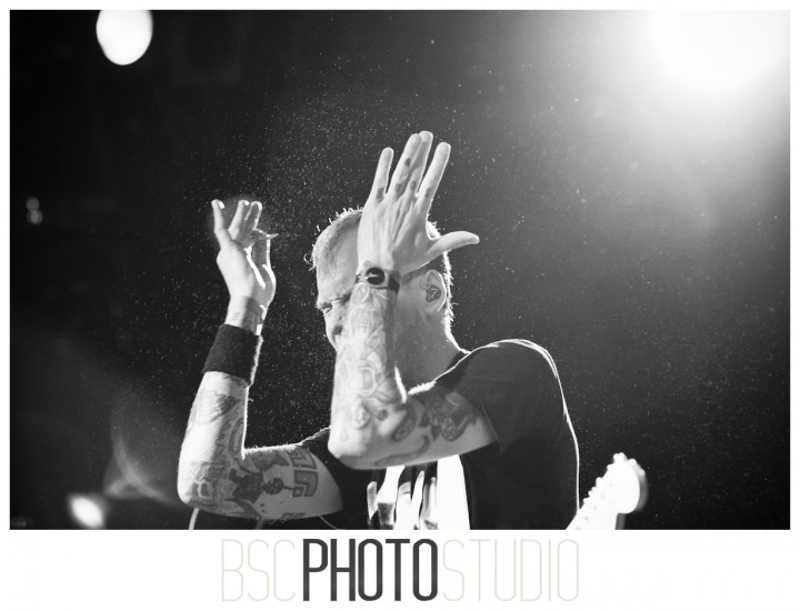 Alkaline Trio Photographs
