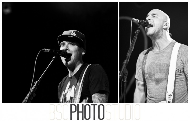 Professional Connecticut photographer captures images of the band Alkaline Trio at Toads Place