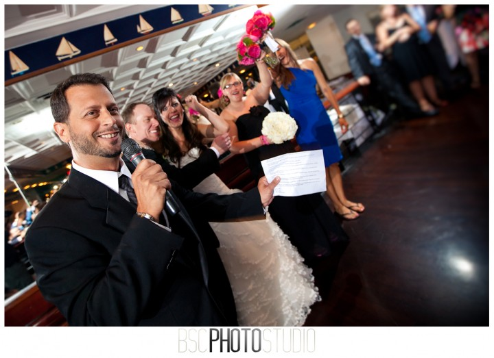 Sequoia NYC wedding Reception Photography Sal Governal Speech