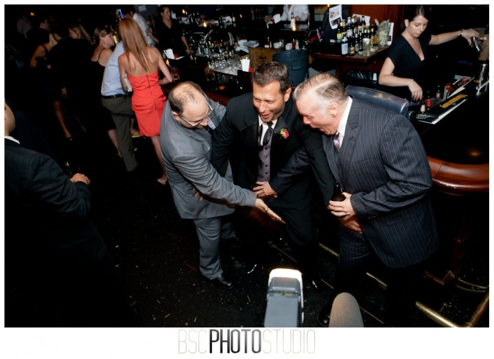 Sal Governale Richard Christy Wedding