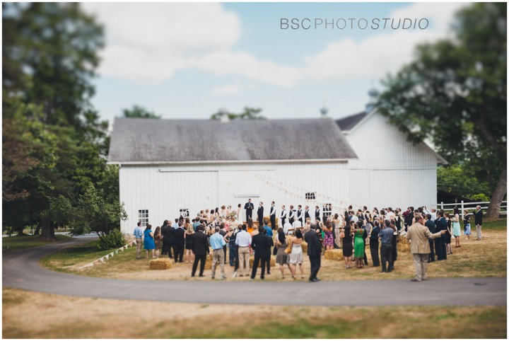 CT and NY farm wedding photographer