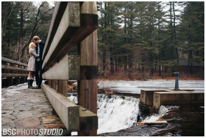creative photojournalism engagement photography Middlesex County