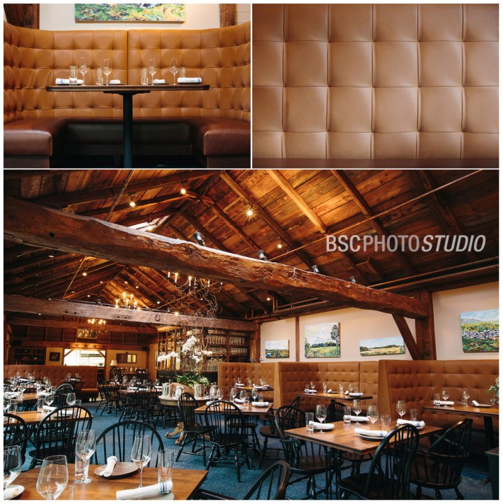 CT NYC restaurant interiors creative photography