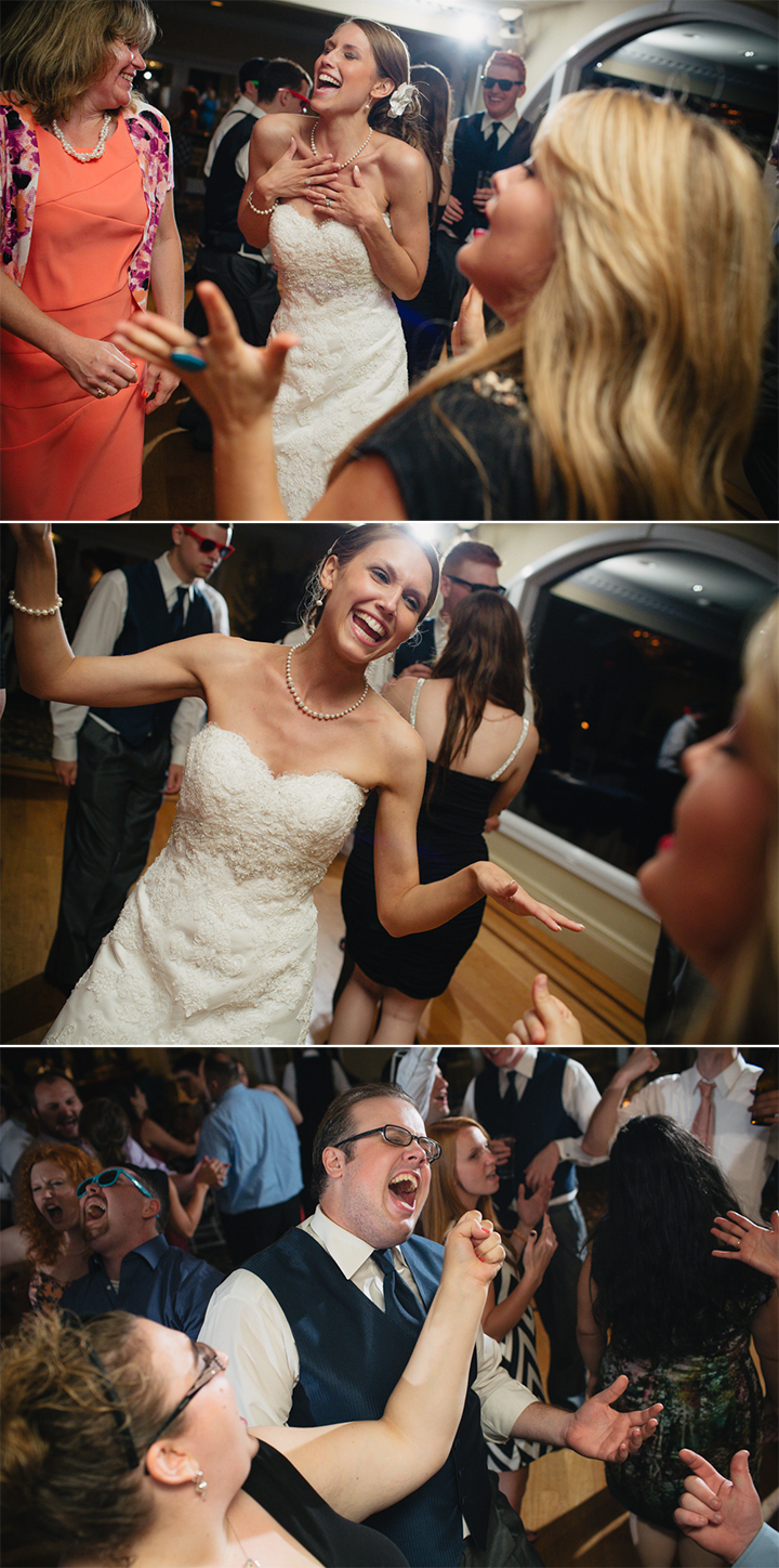fun and creative wedding reception dancing documentary photographer Danbury Connecticut