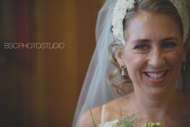 beautiful CT bride portrait