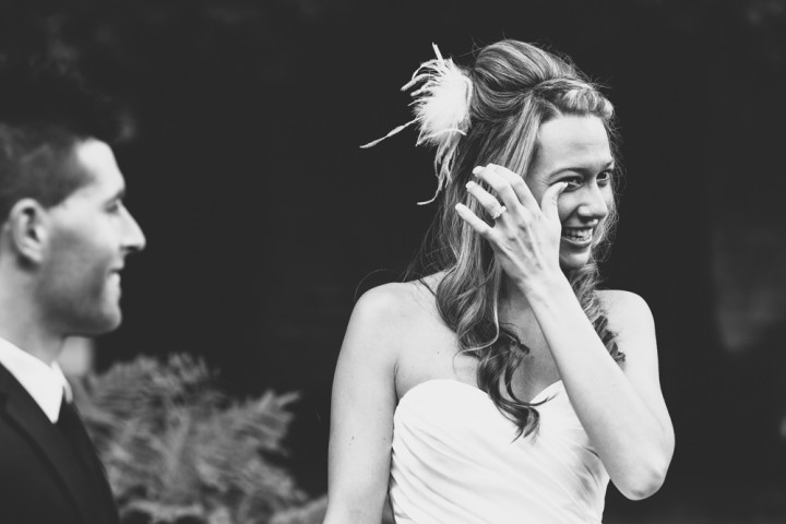Modern creative beautiful Vermont punk rock wedding photography at Castle Hill in Cavebdish VT