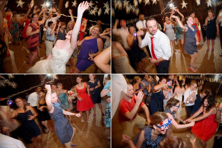 Fun cool unique barn wedding reception pictures Wethersfield Barn
