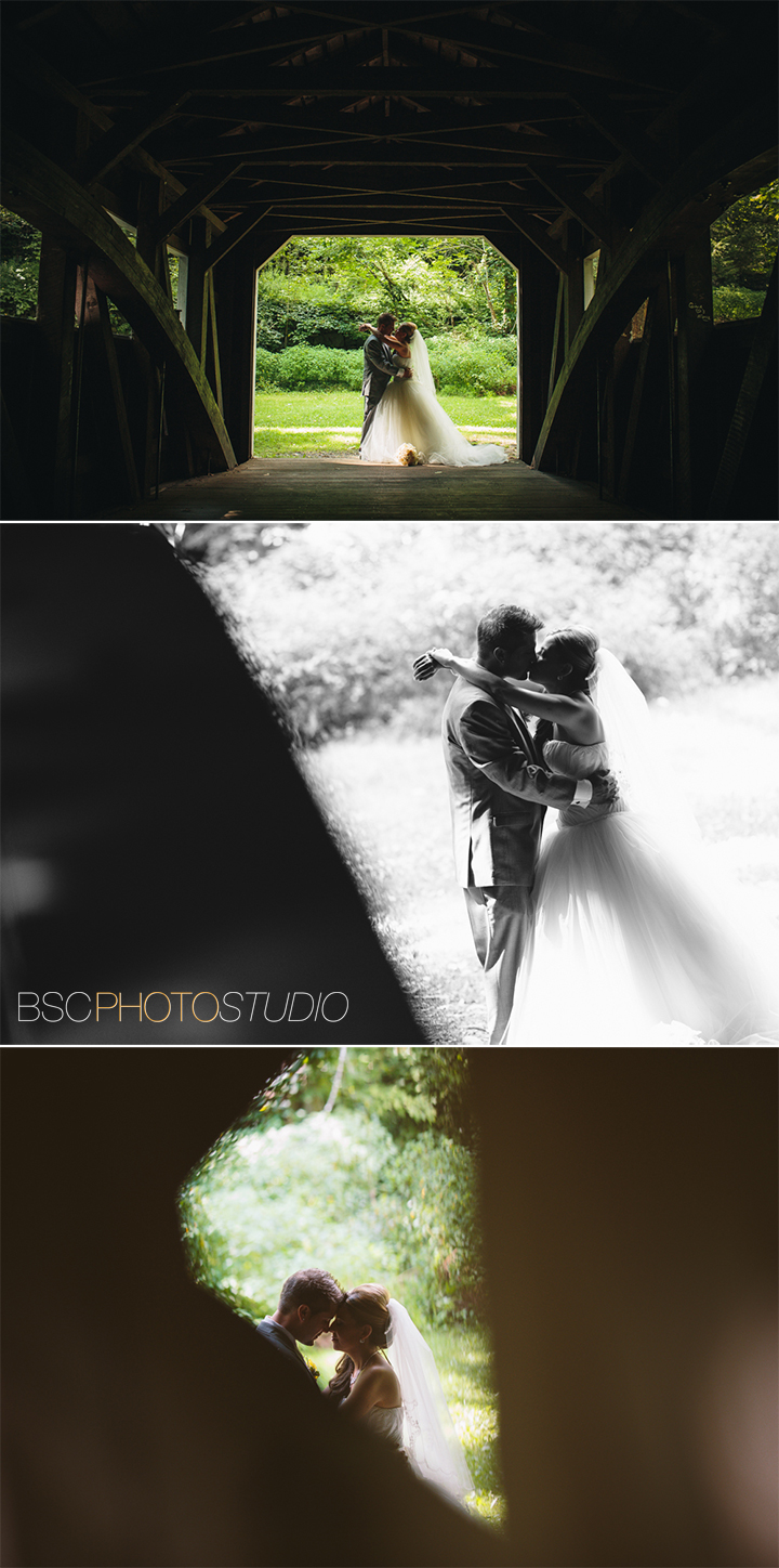 Southford Falls CT modern wedding documentary photographer