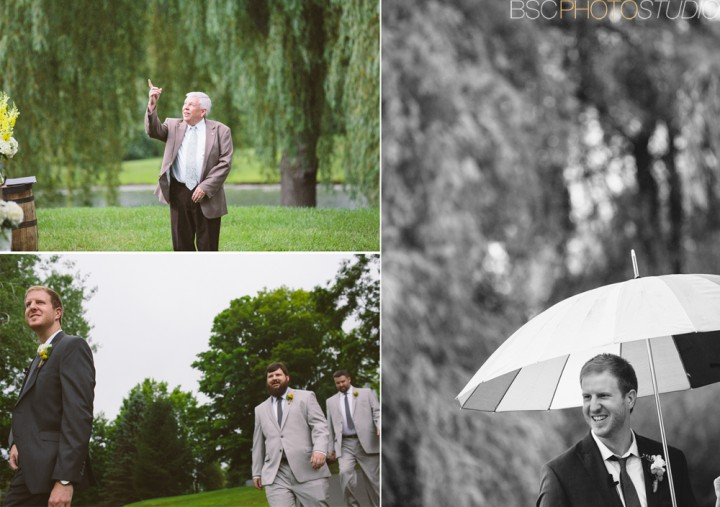 unique modern CT barn farm wedding documentary photographer rain