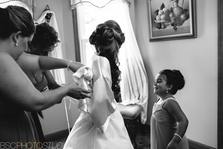 Connecticut documentary wedding photography photojournalism