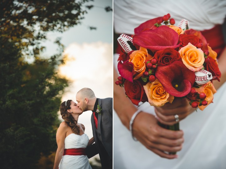 Modern creative RI wedding photographer