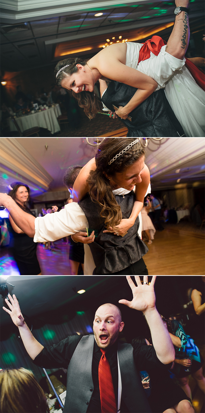 Rhode Island professional documentary wedding photographer