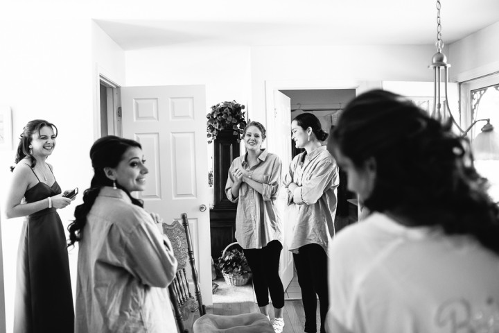 Boutique CT documentary wedding photography