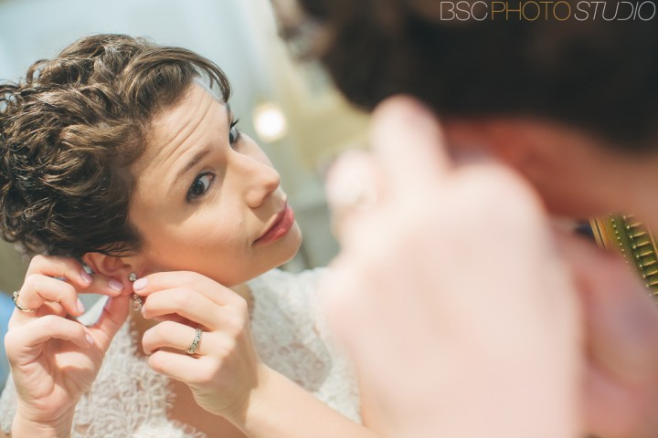 Unique Connecticut documentary wedding photography at The Society Room of HArtford